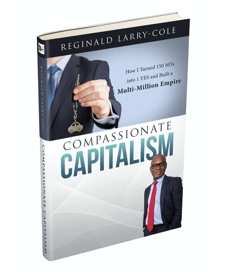 Compassionate Capitalism book on the next 100 days podcast
